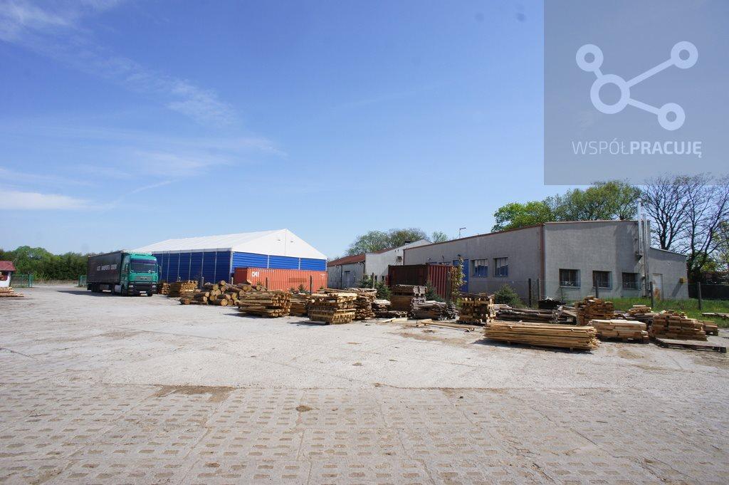 Działka przemysłowo-handlowa pod dzierżawę Goleniów, dzielnica przemysłowa  2500m2 Foto 1