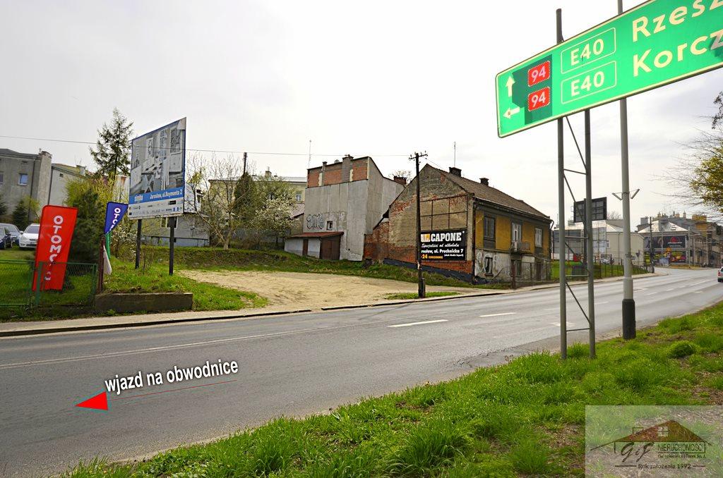 Działka inwestycyjna na sprzedaż Jarosław, Hetmana Jana Tarnowskiego  770m2 Foto 4