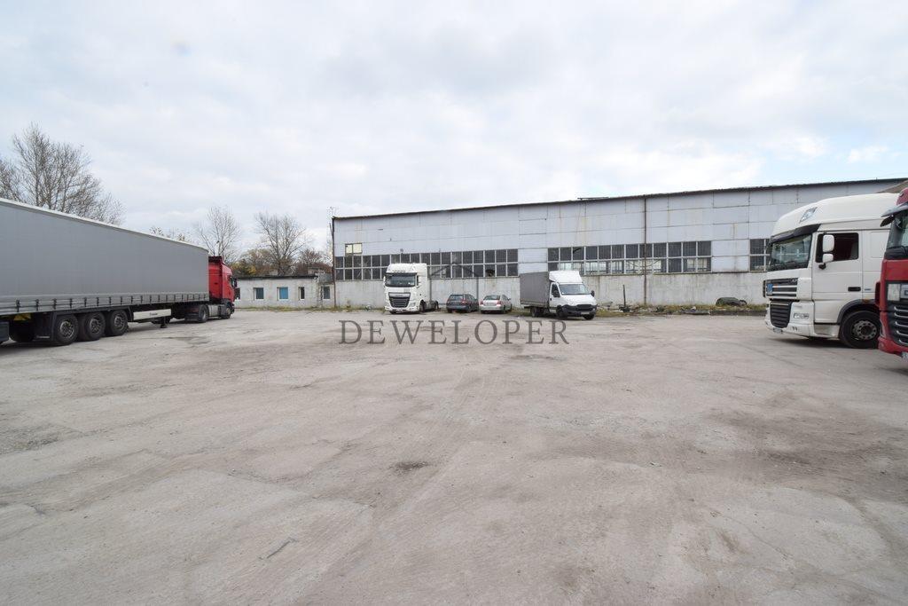 Działka przemysłowo-handlowa pod dzierżawę Katowice, Burowiec  6500m2 Foto 1