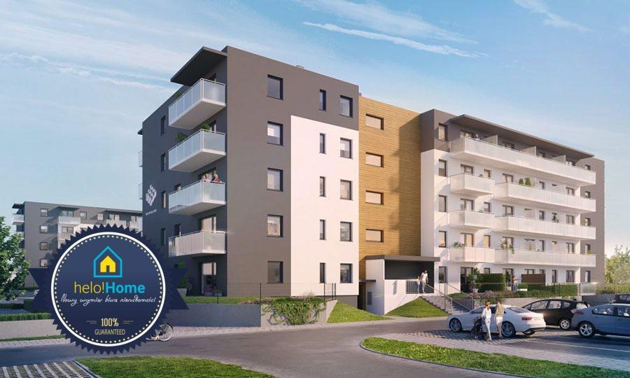 Mieszkanie dwupokojowe na sprzedaż Leszno, Antoniny  48m2 Foto 1