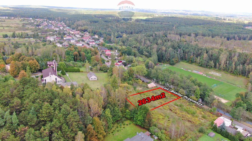 Działka budowlana na sprzedaż Dąbrowa Górnicza, Okradzionów, Białej Przemszy  2634m2 Foto 10