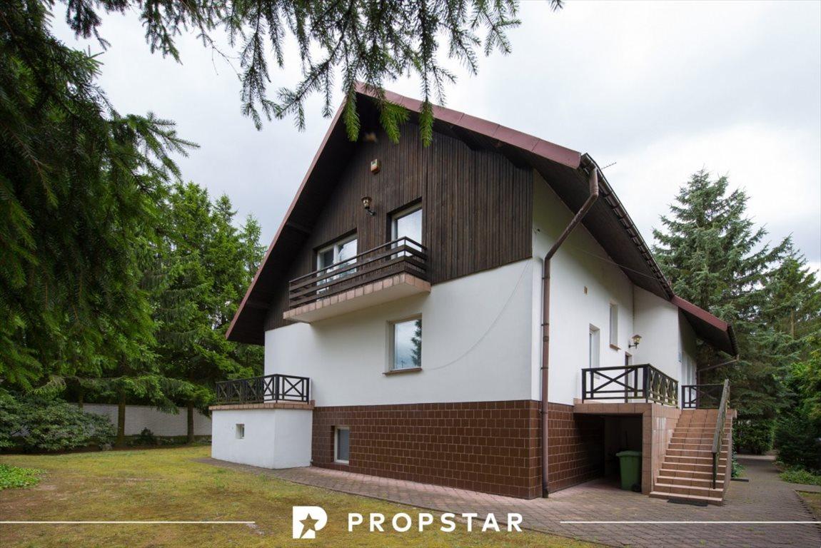 Dom na sprzedaż Konstancin-Jeziorna, Wilanowska  360m2 Foto 1