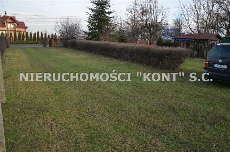 Działka budowlana na sprzedaż Kraków, Nowa Huta, Igołomska  1114m2 Foto 1