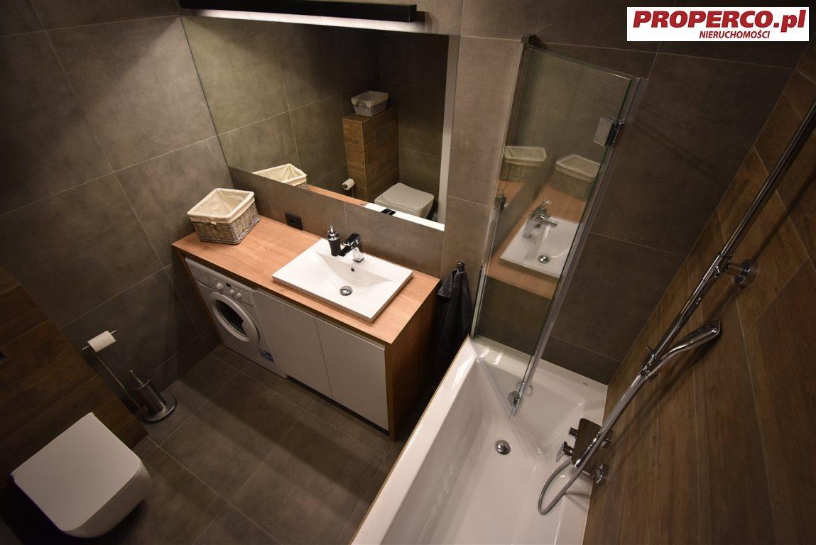 Mieszkanie dwupokojowe na wynajem Kielce, Centrum, Ściegiennego  48m2 Foto 7