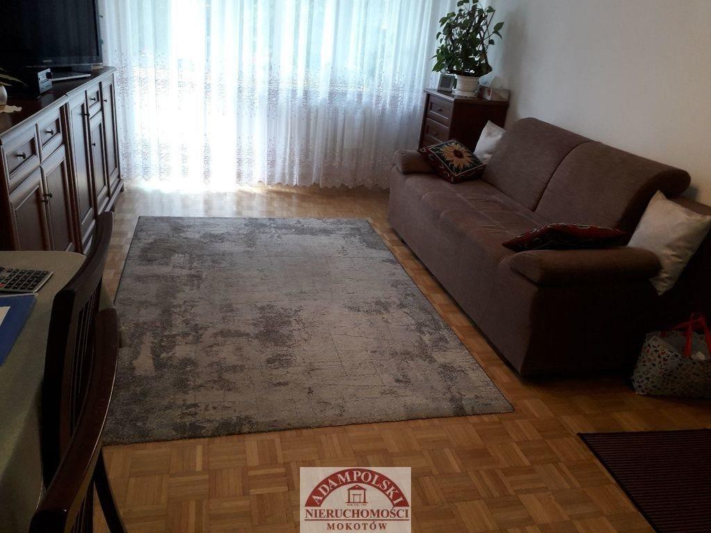 Mieszkanie dwupokojowe na sprzedaż Warszawa, Mokotów, Służew, Batuty  46m2 Foto 6