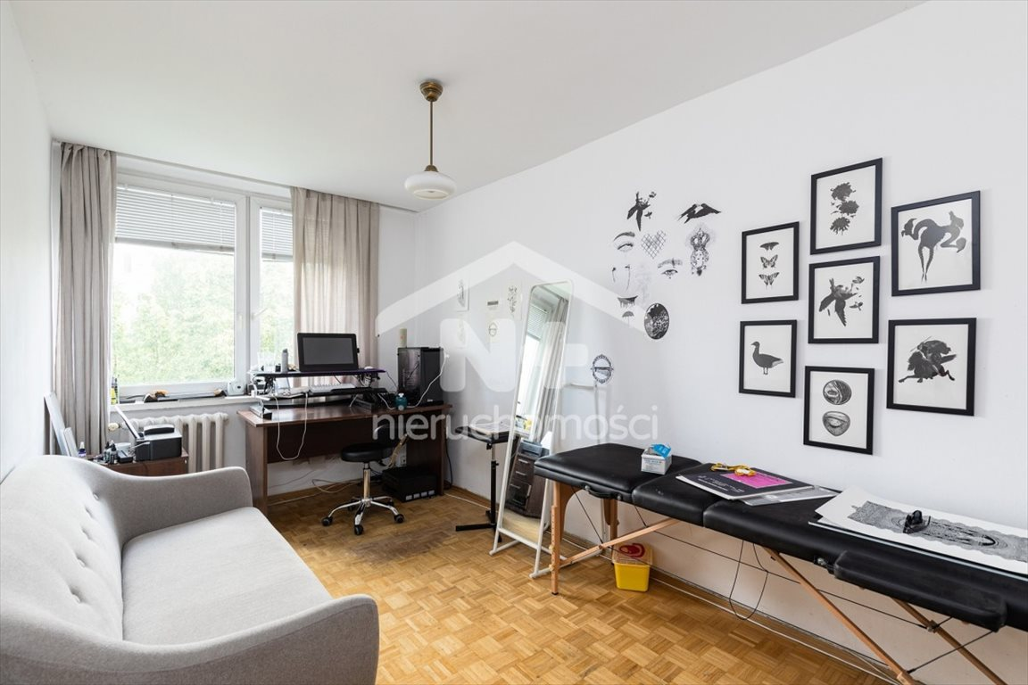 Mieszkanie trzypokojowe na sprzedaż Warszawa, Mokotów Dolny, Korczyńska  60m2 Foto 3