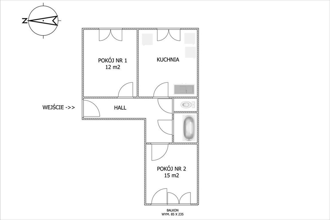 Mieszkanie dwupokojowe na sprzedaż Świdnik, Świdnik, Wyspiańskiego  41m2 Foto 13