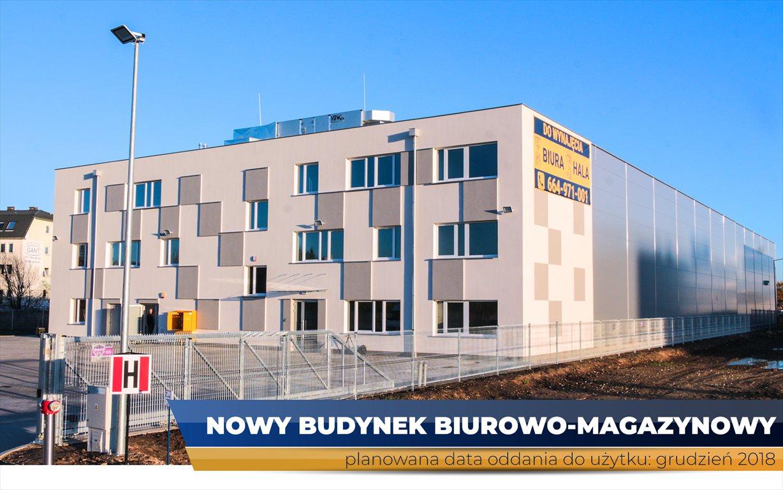 Lokal użytkowy na wynajem Wrocław, Krzyki, Tyniecka 5A  500m2 Foto 1