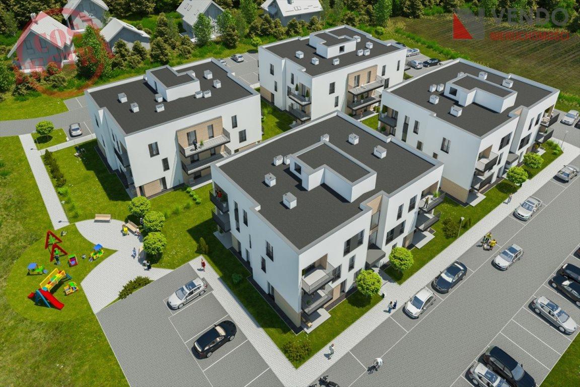 Mieszkanie trzypokojowe na sprzedaż Pobiedziska, gen. Tadeusza Kutrzeby  57m2 Foto 7