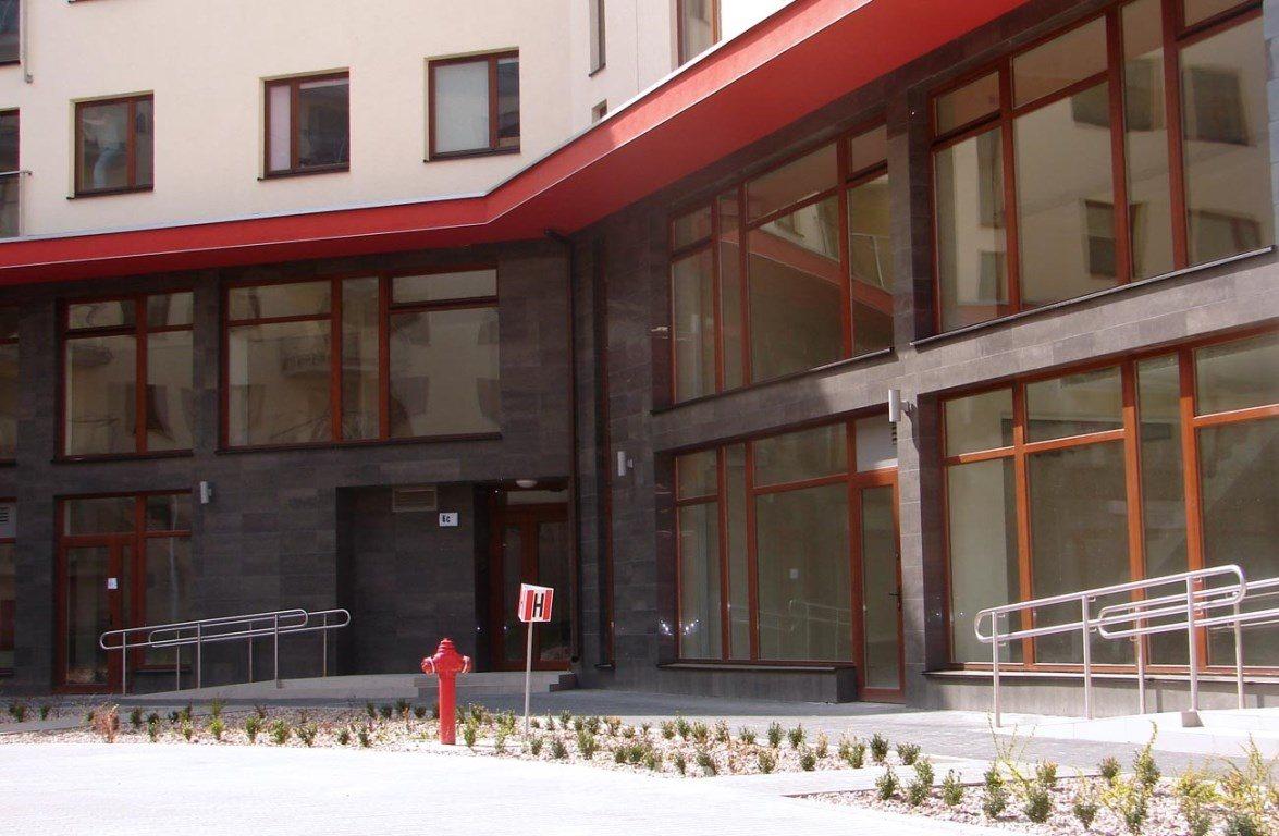 Lokal użytkowy na wynajem Wrocław, Krzyki, Przyjaźni  104m2 Foto 1