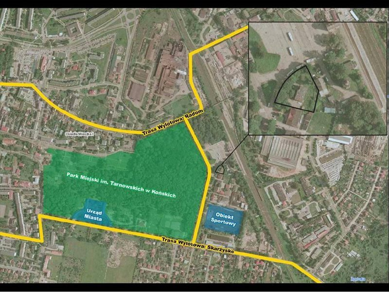 Lokal użytkowy na sprzedaż Końskie, Sportowa  1300m2 Foto 5