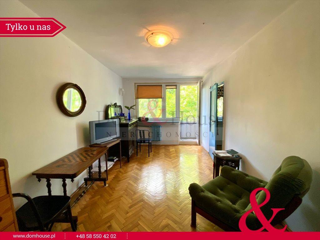 Mieszkanie dwupokojowe na sprzedaż Gdańsk, Oliwa, Piotra Michałowskiego  36m2 Foto 2