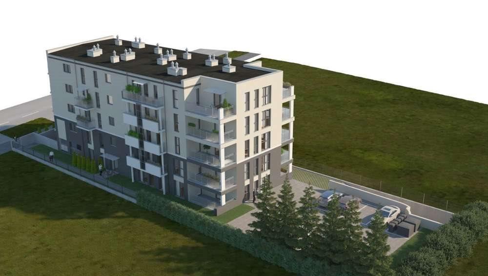 Mieszkanie czteropokojowe  na sprzedaż Poznań, Winiary  68m2 Foto 2