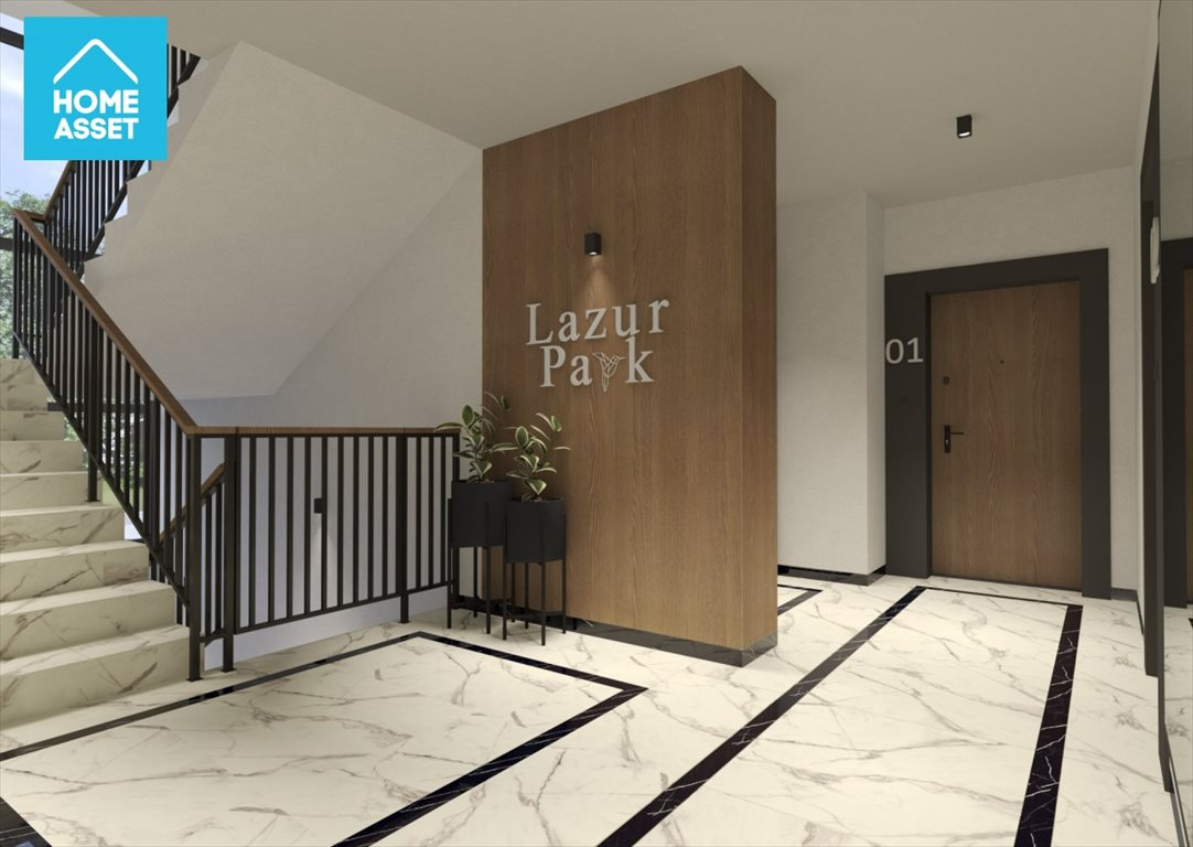 Mieszkanie dwupokojowe na sprzedaż Gdańsk, Komary, Kwiatowa  45m2 Foto 8