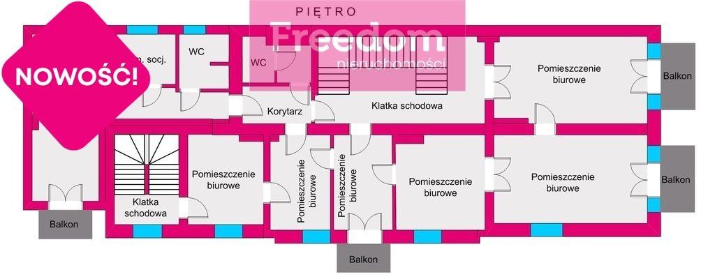 Lokal użytkowy na sprzedaż Tarnobrzeg, Szkolna  625m2 Foto 6