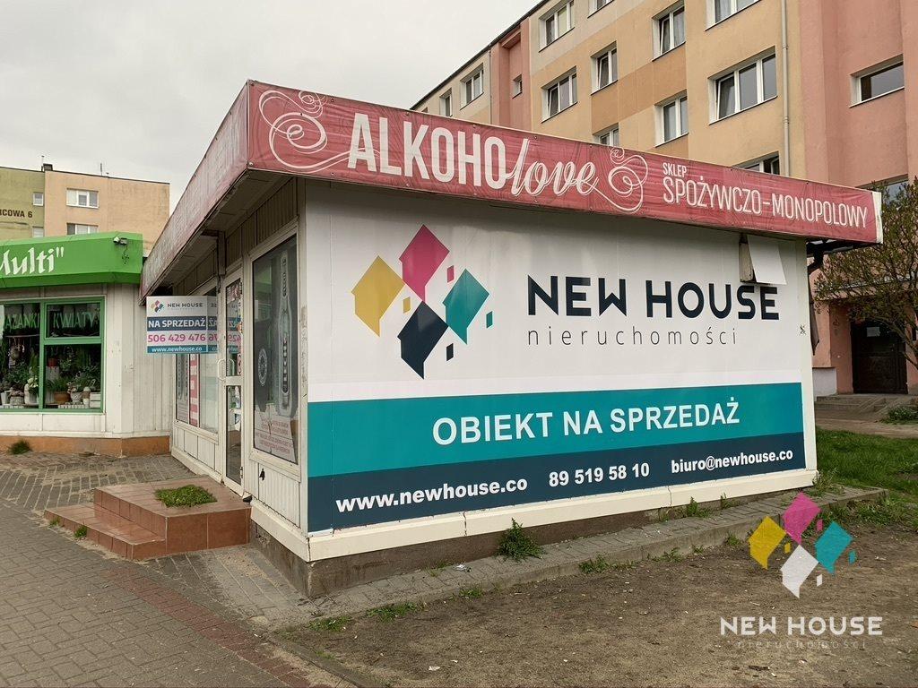 Lokal użytkowy na sprzedaż Olsztyn, Dworcowa  46m2 Foto 5