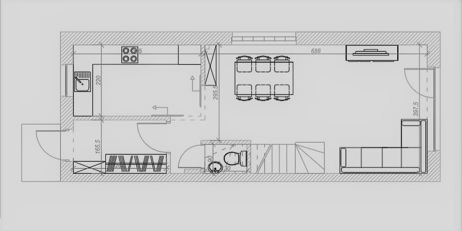 Dom na sprzedaż Jelenia Góra, Czarne, Domy na Osiedlu Parkowym w Jeleniej Górze  113m2 Foto 15