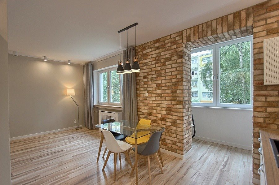 Mieszkanie dwupokojowe na sprzedaż Szczecin, Pomorzany  48m2 Foto 1