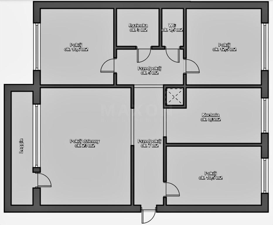 Mieszkanie czteropokojowe  na sprzedaż Warszawa, Wesoła, ul. Biesiadna  80m2 Foto 13