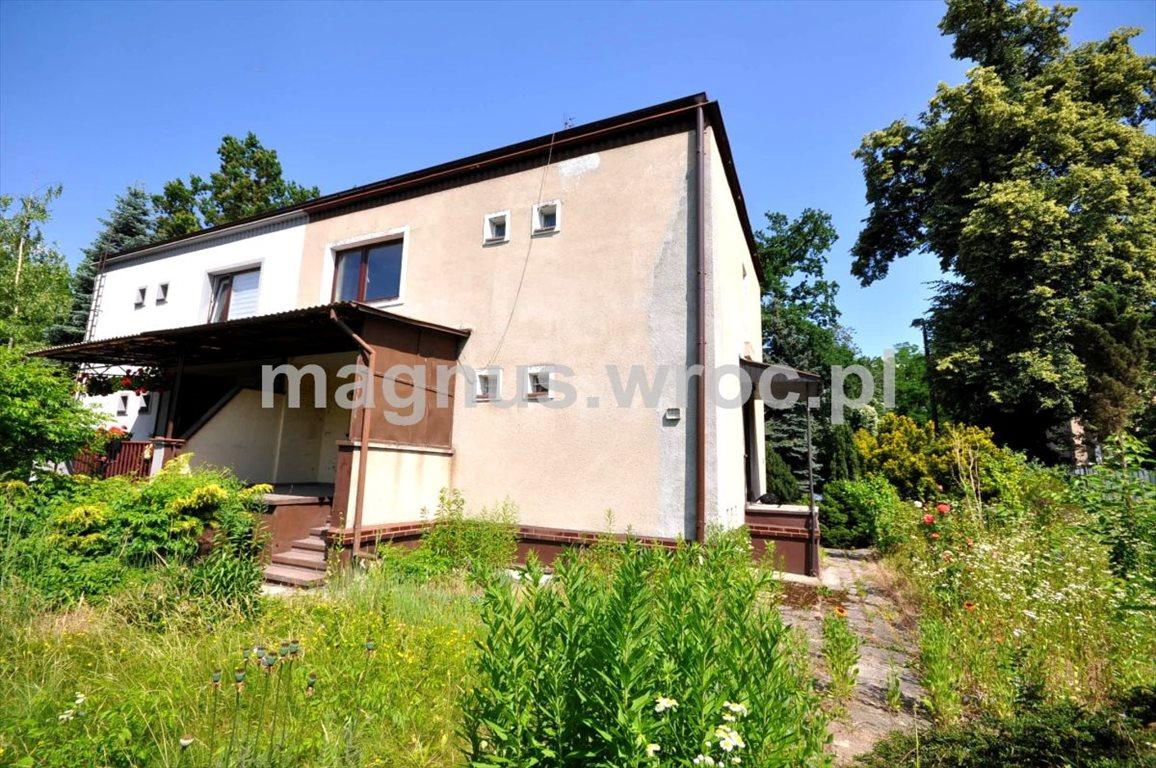 Dom na sprzedaż Wrocław, Krzyki, Borek  140m2 Foto 1