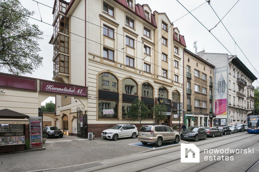 Mieszkanie dwupokojowe na wynajem Kraków, Stare Miasto, Stare Miasto, Karmelicka  55m2 Foto 10