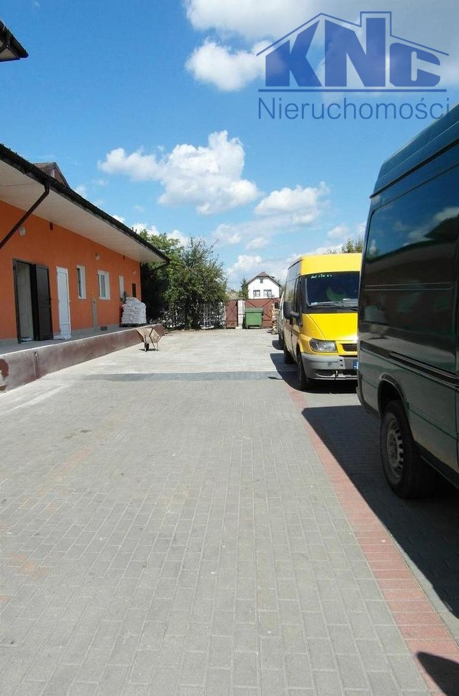 Magazyn na sprzedaż Ostrołęka, Ostrowska  950m2 Foto 11