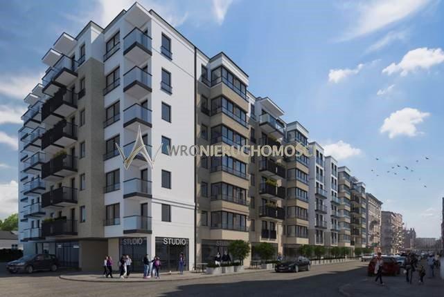 Mieszkanie trzypokojowe na sprzedaż Wrocław, Kręta  54m2 Foto 6