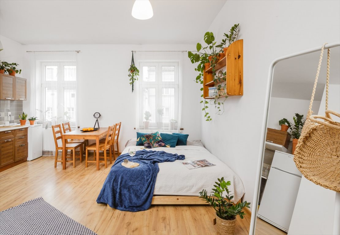 Mieszkanie trzypokojowe na sprzedaż Wrocław, Śródmieście, Stefana Żeromskiego  88m2 Foto 1