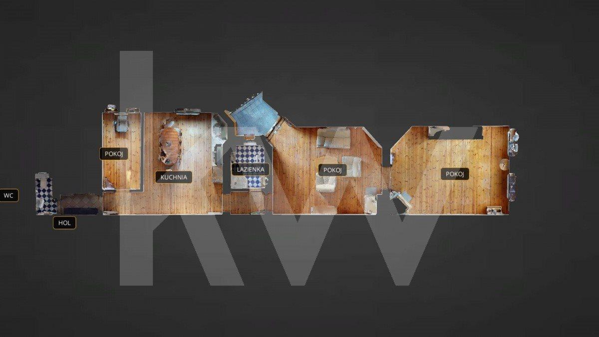 Mieszkanie trzypokojowe na sprzedaż Bytom, Jagiellońska  109m2 Foto 1