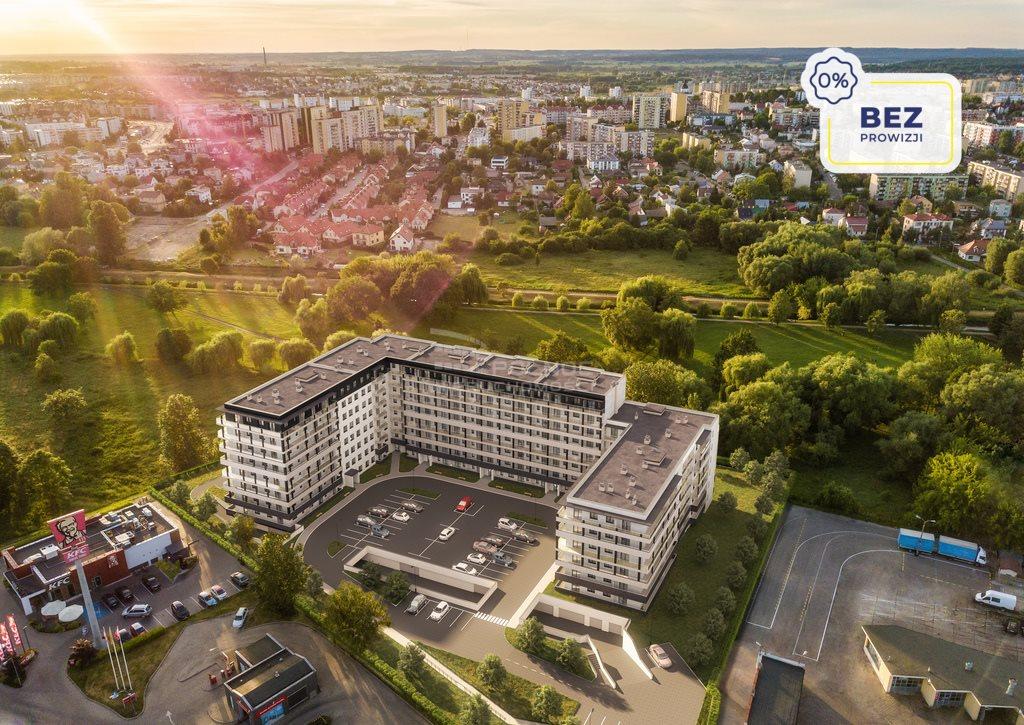 Mieszkanie trzypokojowe na sprzedaż Białystok, Antoniuk, al. Jana Pawła II  54m2 Foto 2