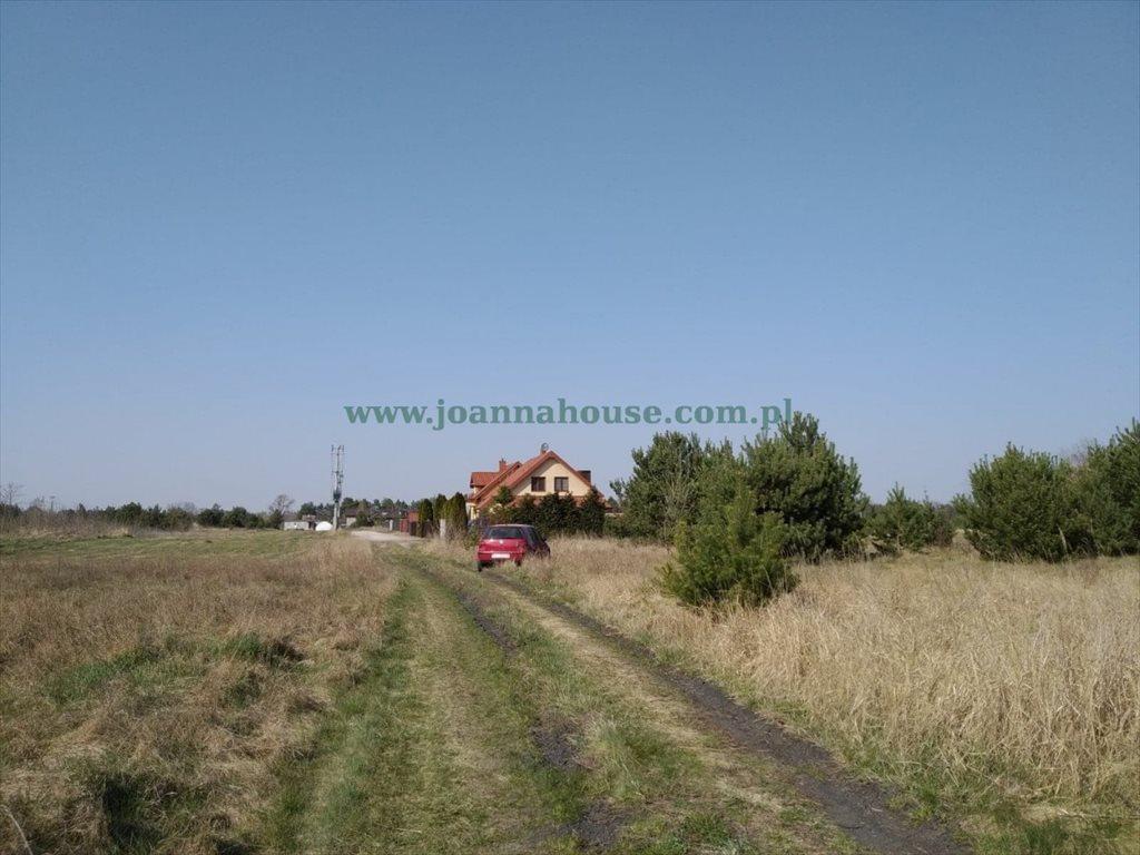 Działka rolna na sprzedaż Nowe Grochale  1246m2 Foto 6