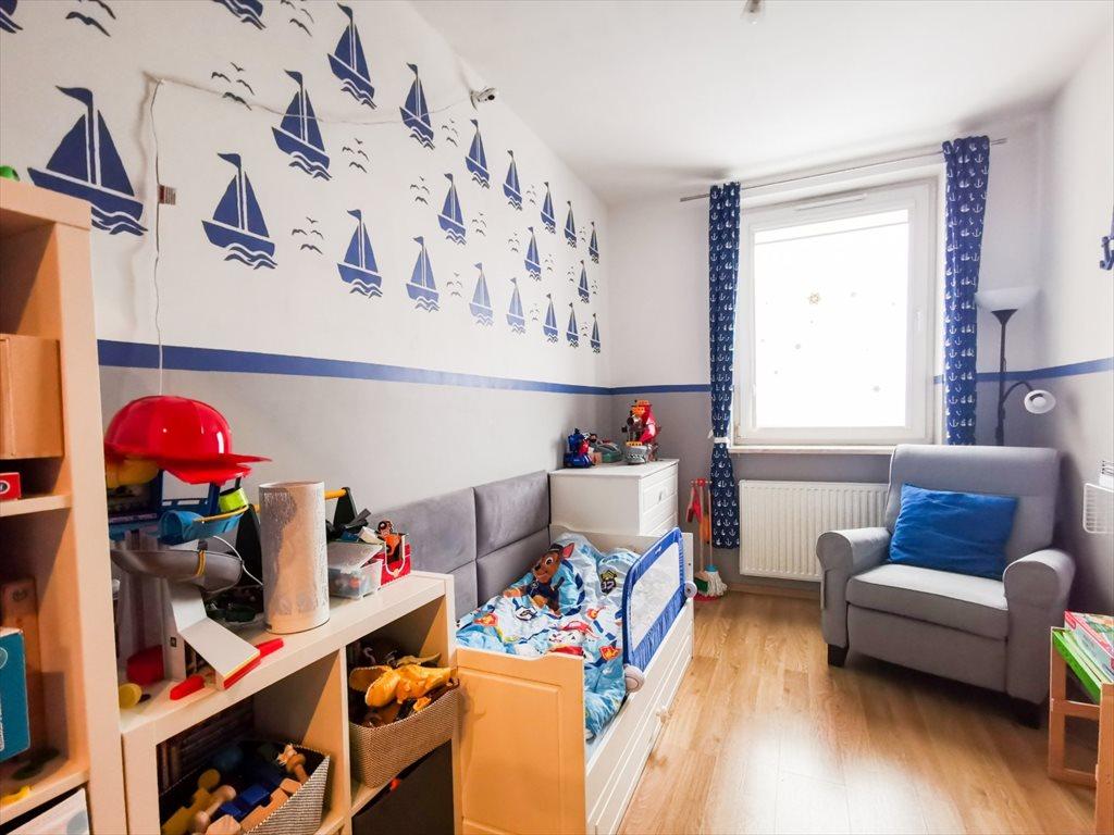 Mieszkanie trzypokojowe na sprzedaż Warszawa, Praga-Południe, Gocław, Bora-Komorowskiego 21  63m2 Foto 8