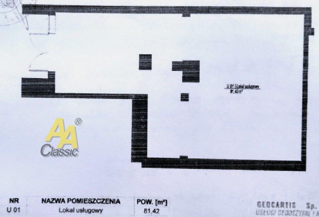 Lokal użytkowy na sprzedaż Poznań, Grunwald, Górczyn, Rembertowska  81m2 Foto 5