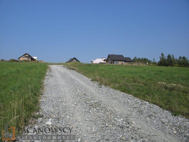 Działka budowlana na sprzedaż Tomaszowice  988m2 Foto 8