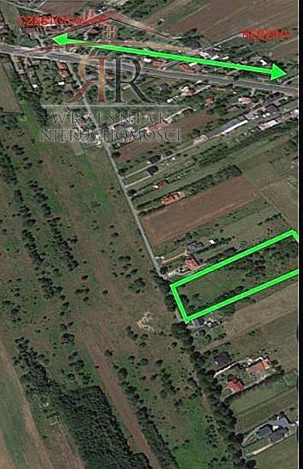 Działka inna na sprzedaż Częstochowa, Wyczerpy Górne  10000m2 Foto 2