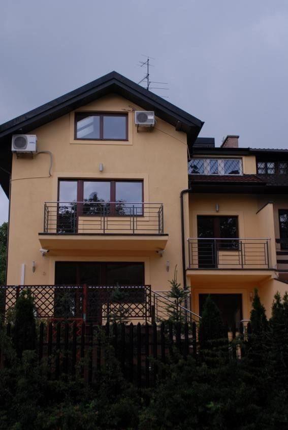 Dom na wynajem Warszawa, Mokotów, Truskawiecka  400m2 Foto 1