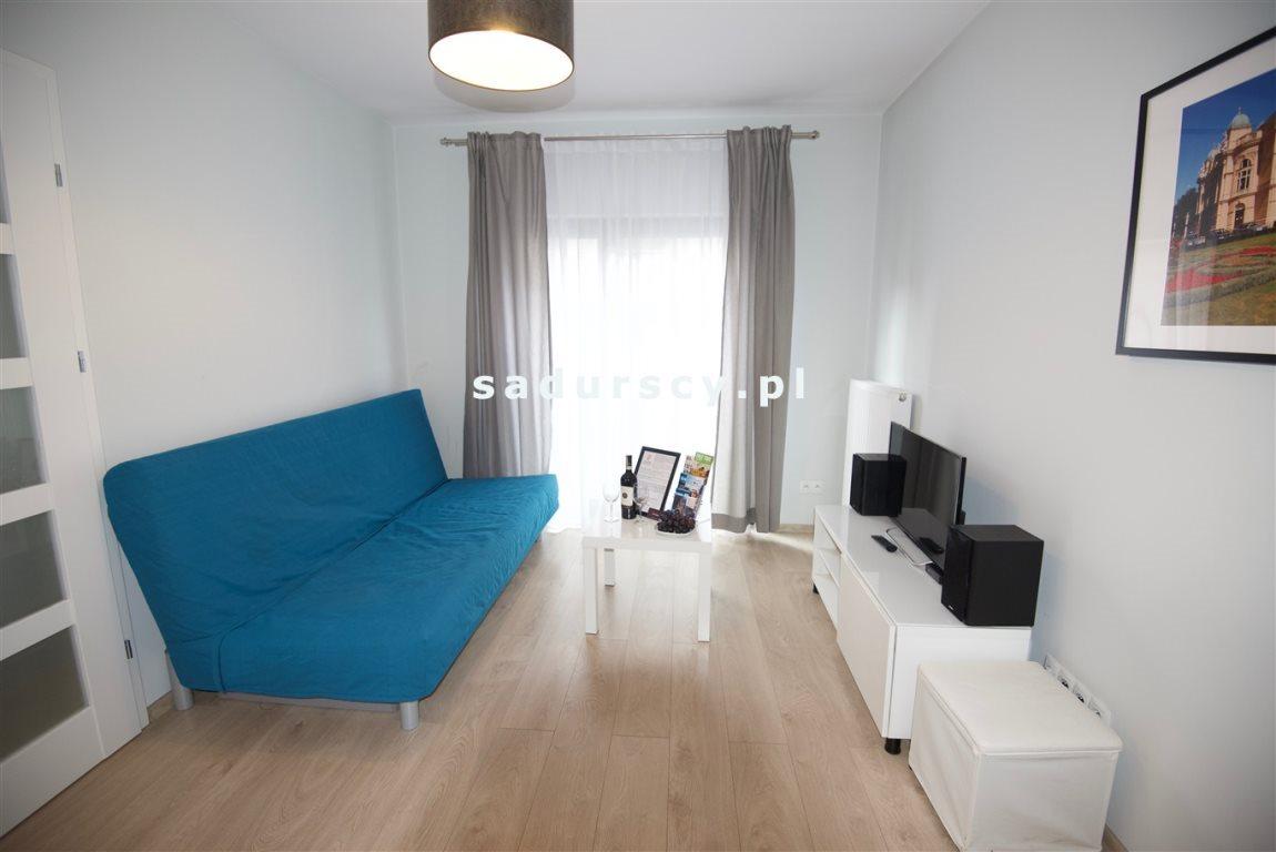 Mieszkanie dwupokojowe na wynajem Kraków, Podgórze, Zabłocie, Solna  39m2 Foto 6