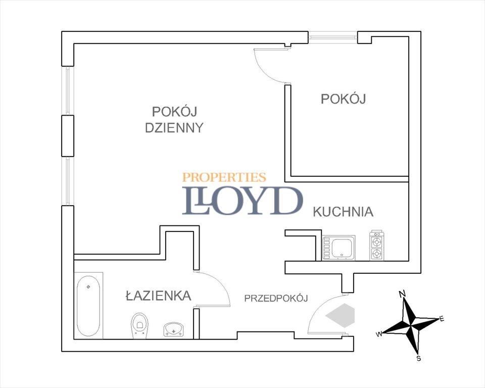 Mieszkanie dwupokojowe na sprzedaż Warszawa, Ursus, Apartamentowa  37m2 Foto 10