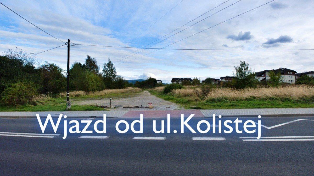 Działka budowlana na sprzedaż Bielsko-Biała, Kolista  10017m2 Foto 7