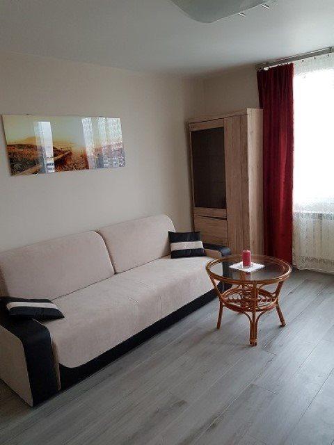 Mieszkanie dwupokojowe na wynajem Warszawa, Śródmieście, Platynowa 6  36m2 Foto 1