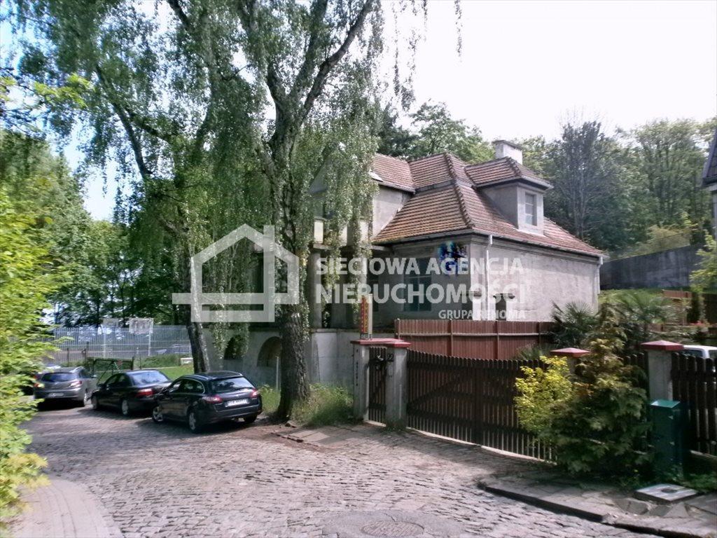 Działka przemysłowo-handlowa na sprzedaż Gdynia, Kamienna Góra  351m2 Foto 1