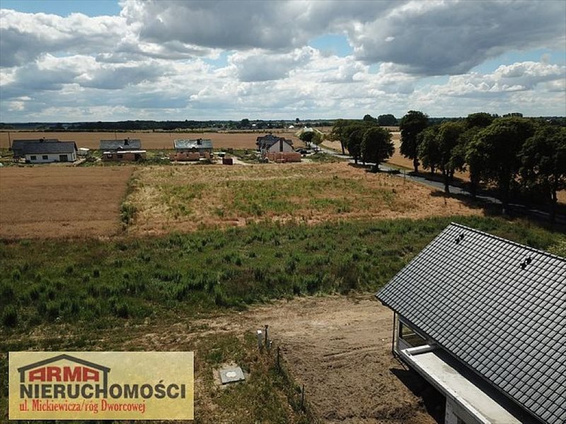 Działka budowlana na sprzedaż Stargard, Niepodległości  1448m2 Foto 1