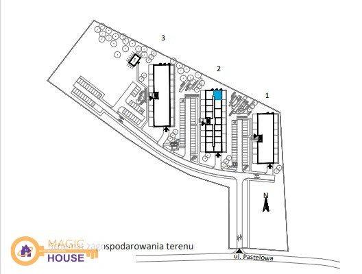 Mieszkanie trzypokojowe na sprzedaż Gdańsk, Łostowice, Pastelowa  106m2 Foto 2