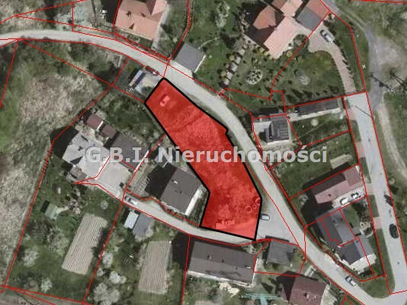 Działka inna na sprzedaż Oświęcim  941m2 Foto 2