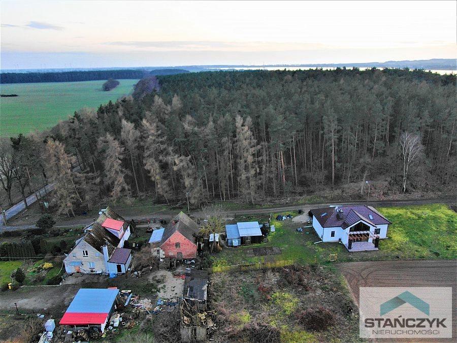Działka budowlana na sprzedaż Wolin, las, zalew,łąki  2629m2 Foto 3