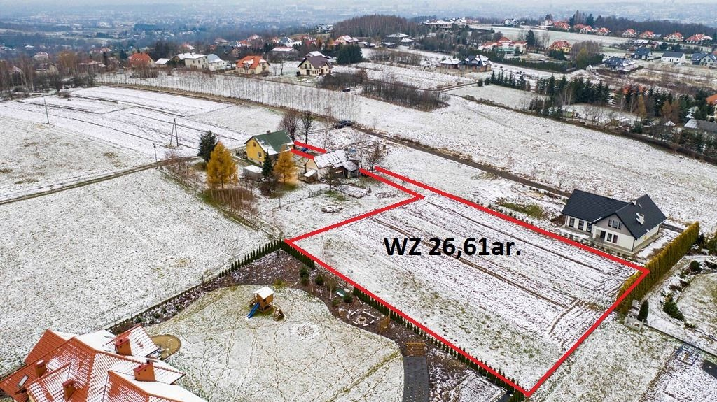 Działka budowlana na sprzedaż Rzeszów, św. Walentego  2661m2 Foto 2
