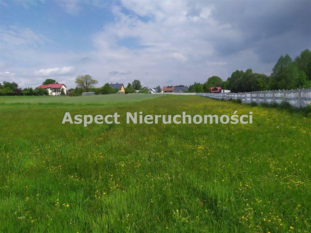 Działka budowlana na sprzedaż Nowa Osuchowa  2300m2 Foto 1