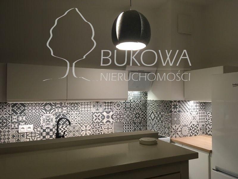 Mieszkanie dwupokojowe na wynajem Warszawa, Wilanów, Sarmacka  34m2 Foto 1