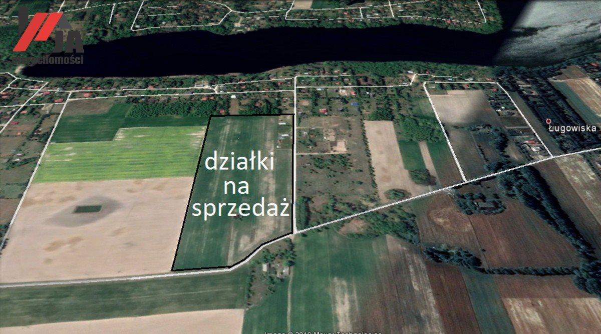 Działka rekreacyjna na sprzedaż Ługowiska  684m2 Foto 1