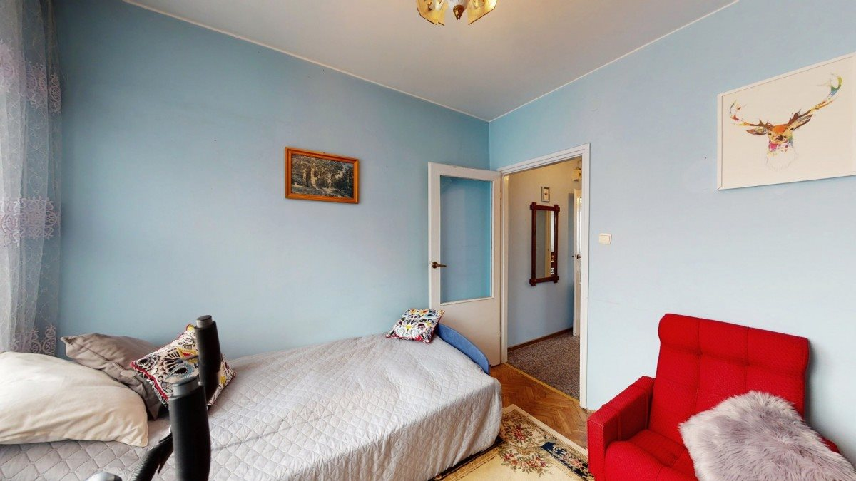 Mieszkanie dwupokojowe na sprzedaż Warszawa, Wola Ulrychów, Jana Krysta  39m2 Foto 8
